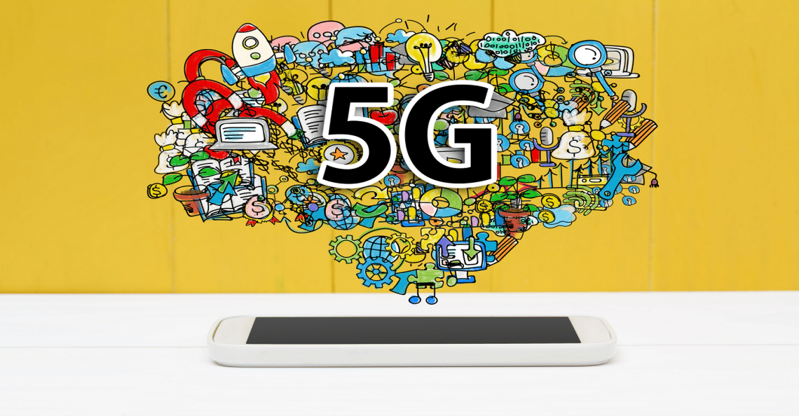 5G is the new economy