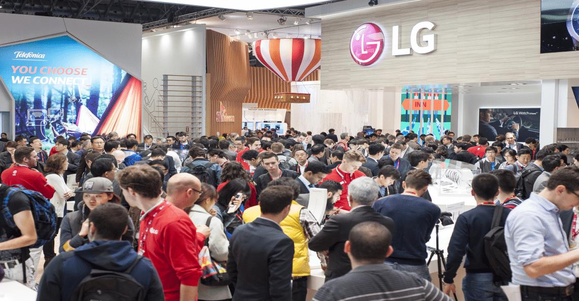 BeWhere attends Mobile World Congress 2018