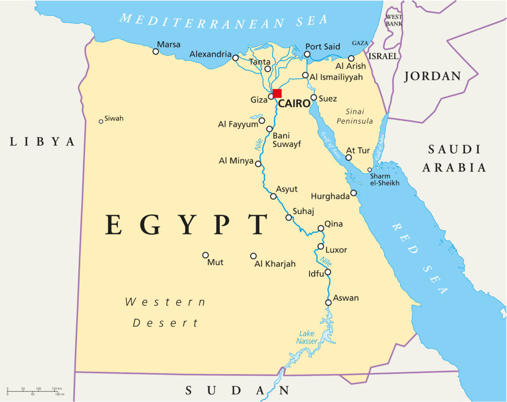 China secures access to Suez Canal