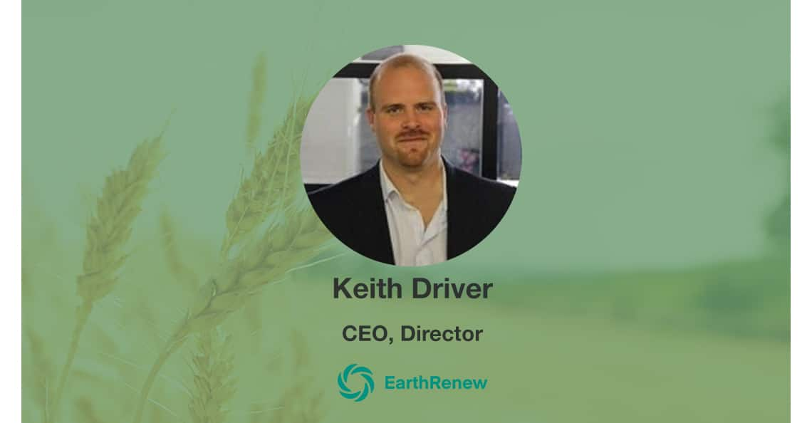 Keith Driver interview