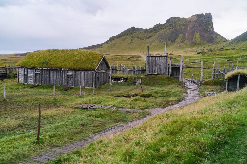 Vikings survived in Greenland for 450 to 500 years