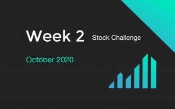 Week 2 of the October 2020 Stock Challenge