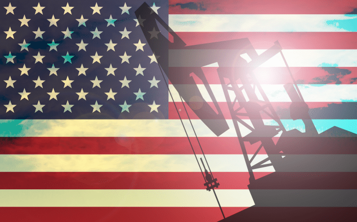 US oil production is skyrocketing