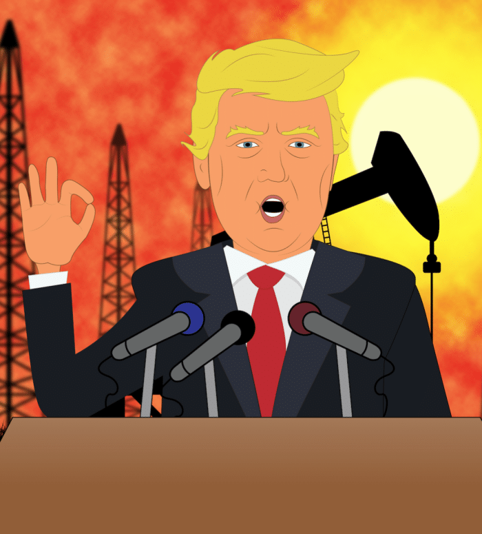 Trump's energy plan for America