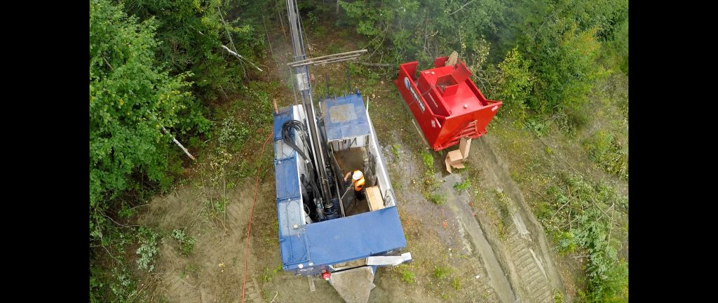 Prosper Gold Drillers Explore at Ashley Gold Project