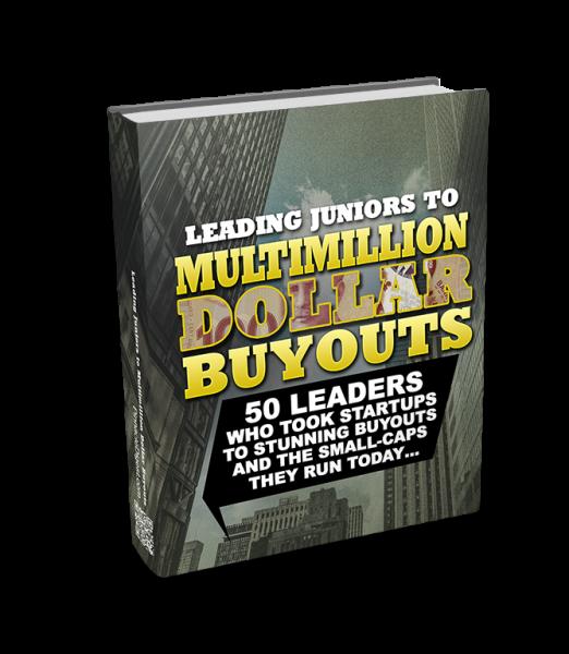 TSX Venture Buyout Ebook
