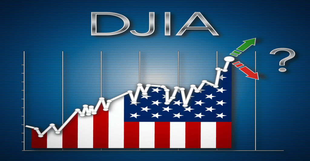 Dow Jones continues to flirt with record highs