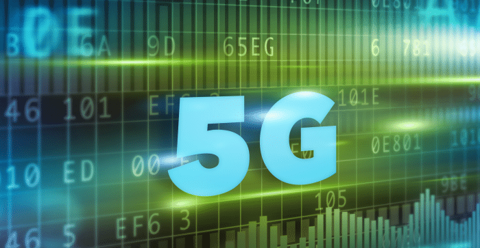 5G is the new economy and where all the opportunities on the internet will stem from