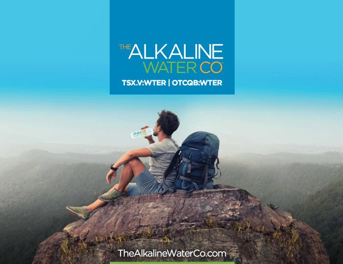 Alkaline Water Company's Corporate Presentation