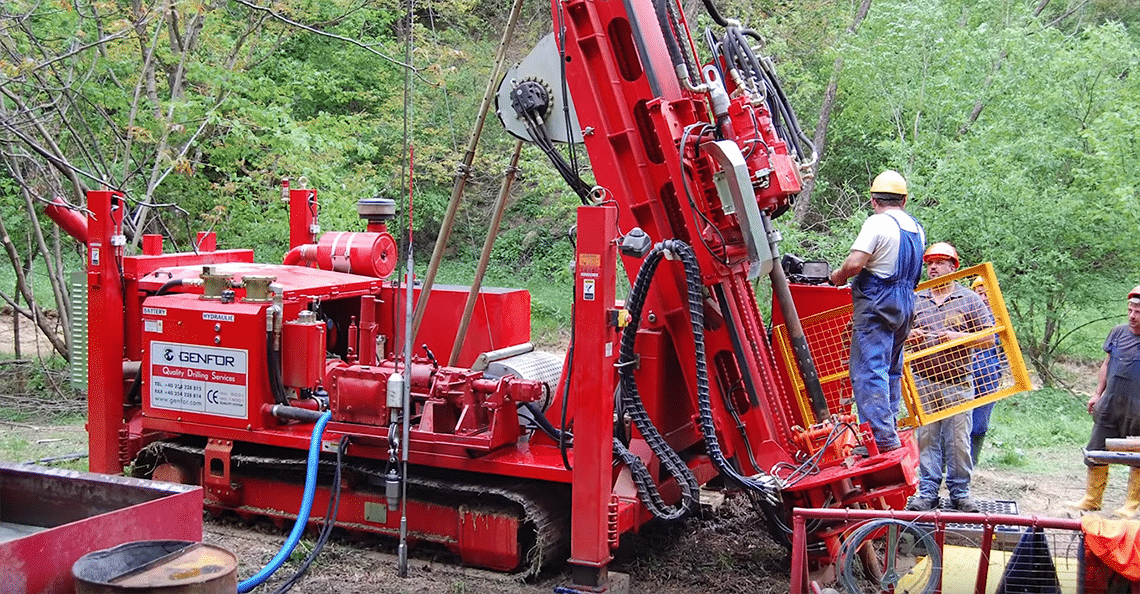 euro sun mining excavator