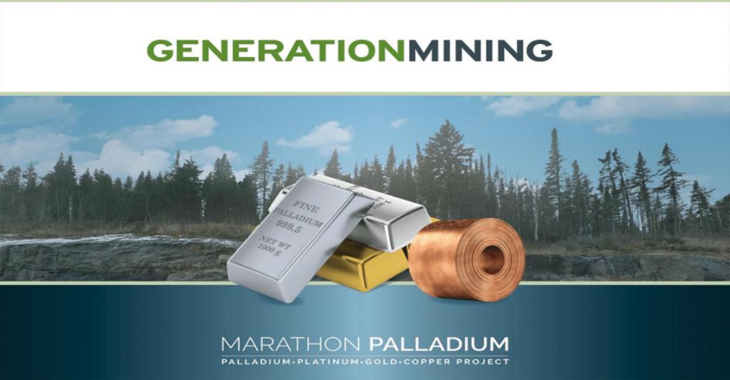 generation mining marathon deposit