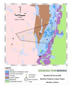 generation mining survey map marathon