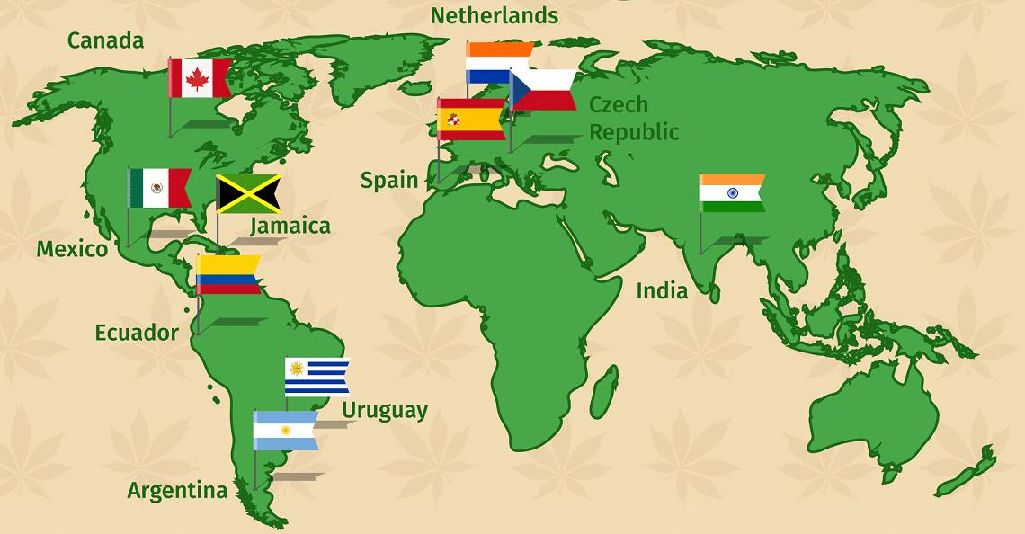 weed stocks soar as globe legalizes