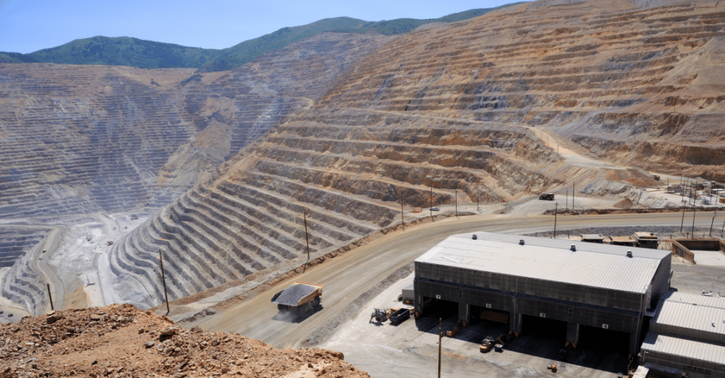 Global Gold Mines Post Record Production