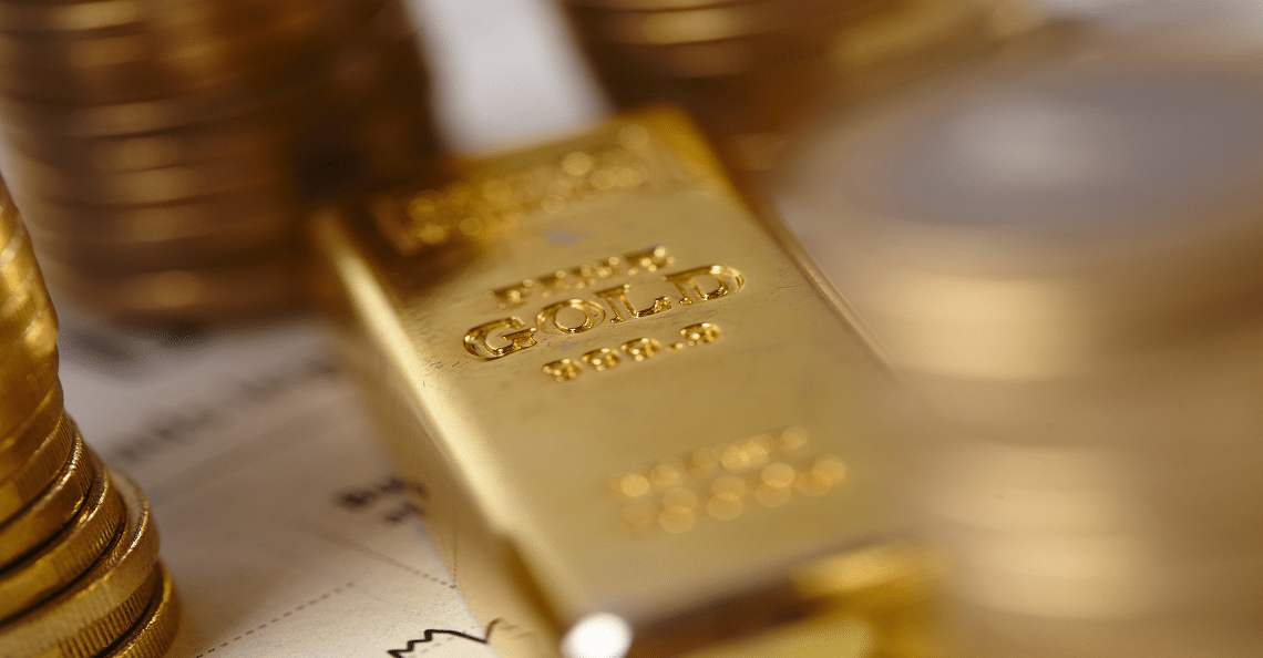 gold bugs index HUI soars