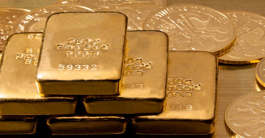 declining reserves fueling rally in gold