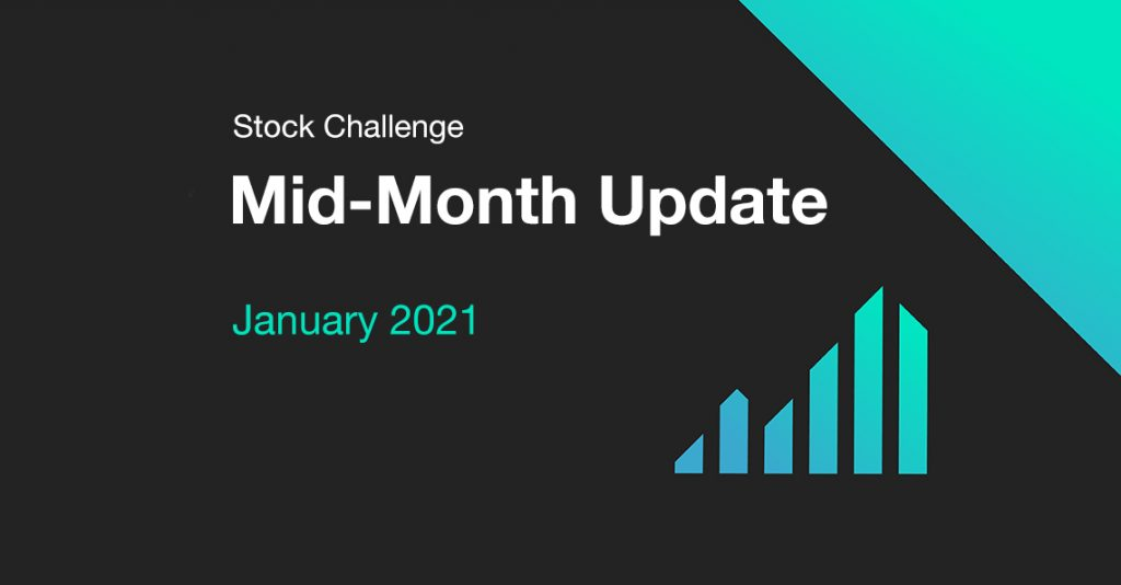 January 2021 Mid-Month Update Cover