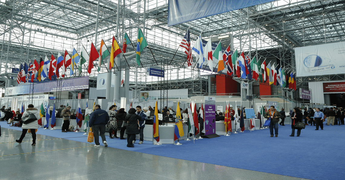 The Alkaline Water Company to present at Javits Center