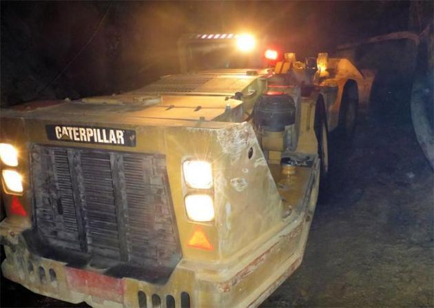K92 Mining underground working
