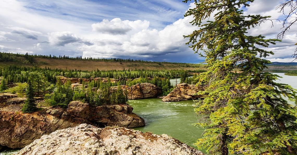 klondike canadian wilderness