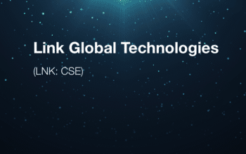 link global technologies (lnk: cse) cover