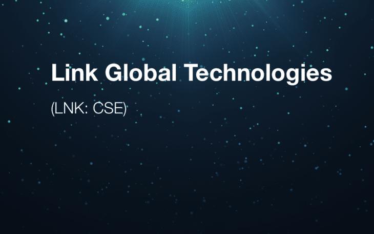 link global technologies (lnk: cse) cover