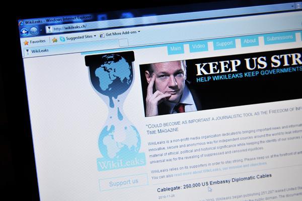 Wikileaks exposes Hillary Clinton
