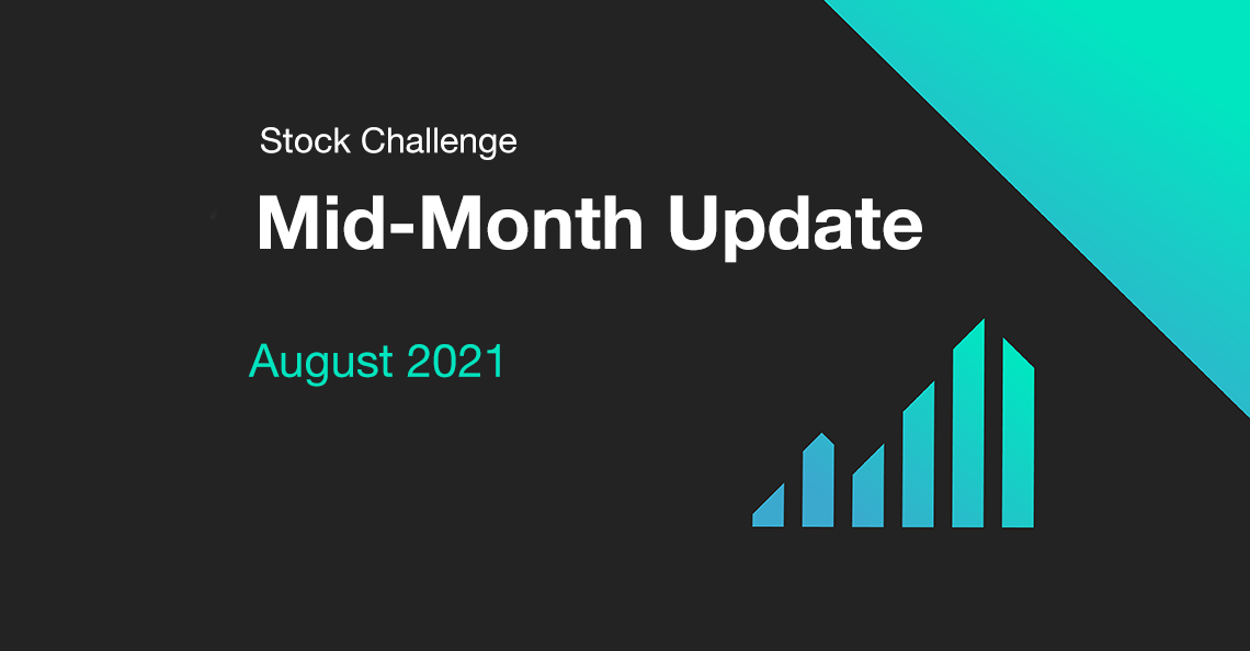 August's mid-month recap