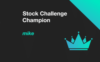mike is the february 2020 stock challenge champion