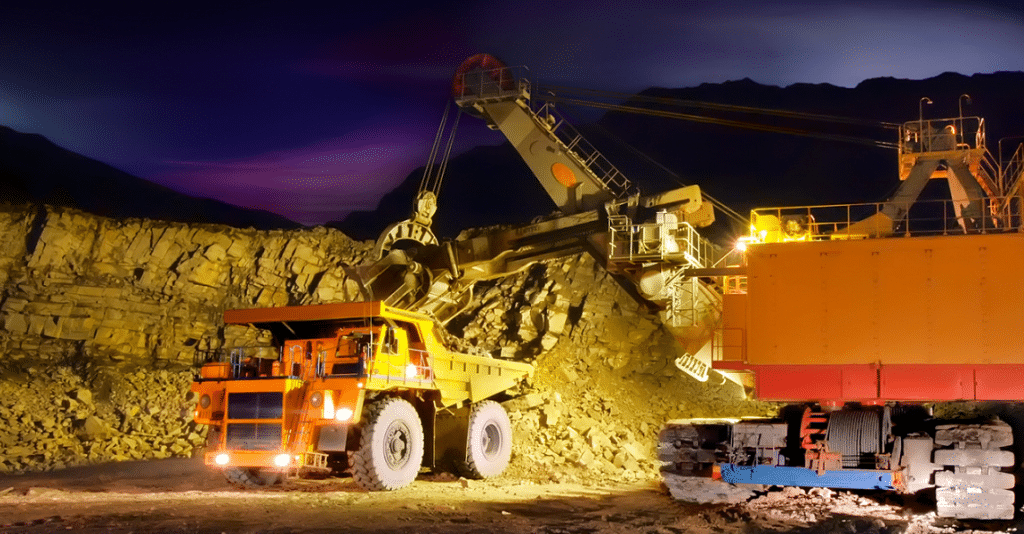 mining sector poised for gains