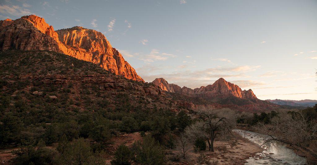 Nevada natural environment