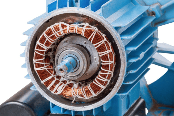 Electric motor sector