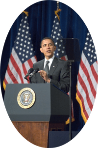 Obama enacted several laws relating to electric motors and energy efficiency