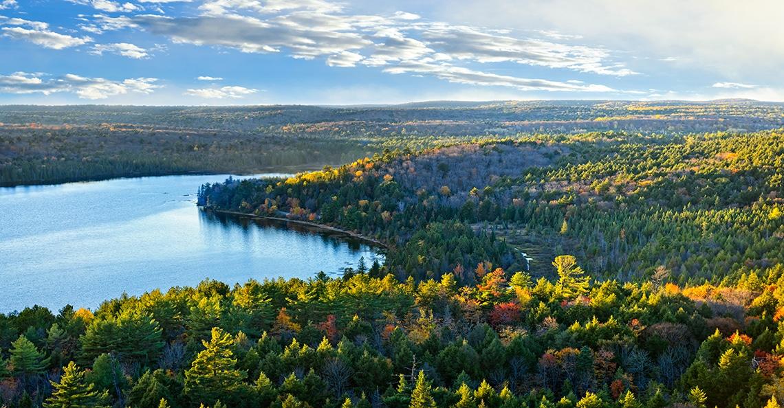 northern ontario wilderness