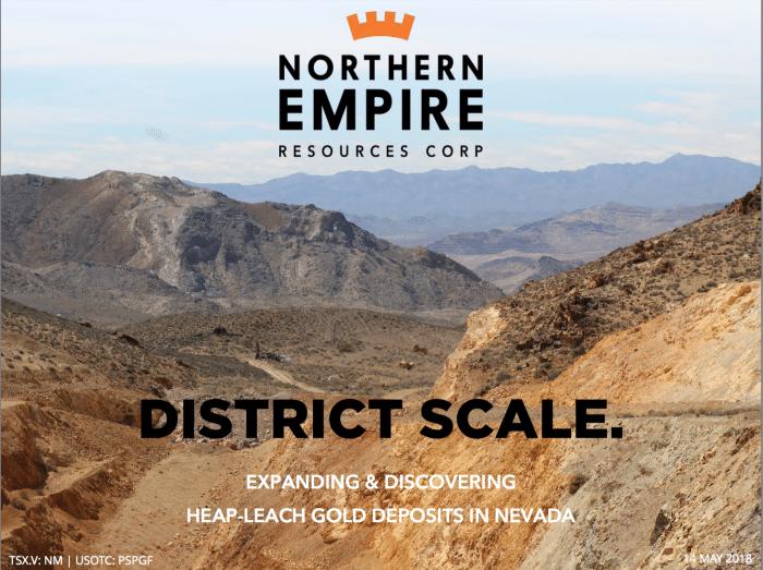 Northern Empire Investor Presentation
