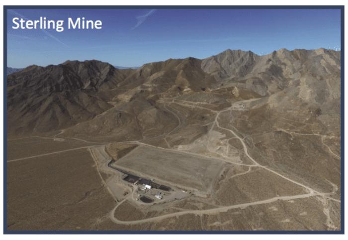 Sterling Mine