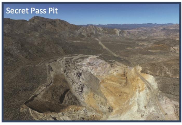 Secret Pass Pit