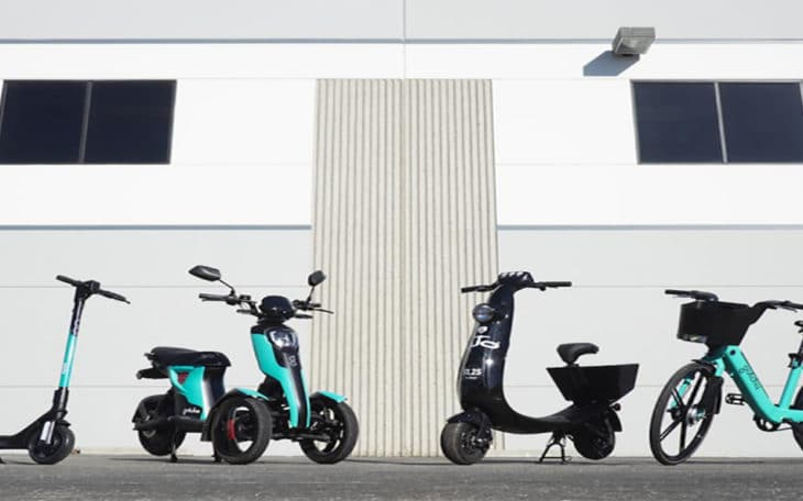 OjO electric scooters and gotcha mobility