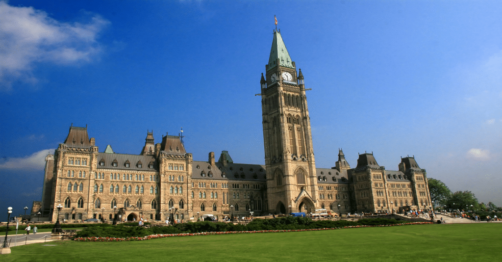Canada's Federal Election will be won by the Conservative