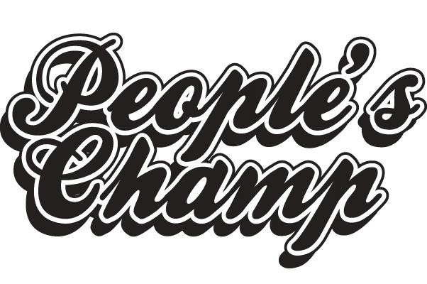 People's Champ Award