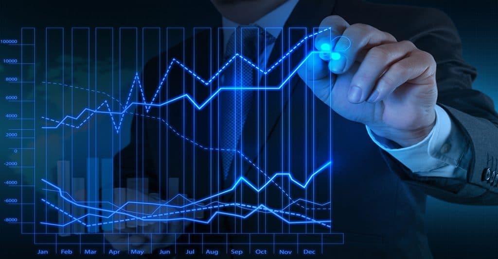 performance increase visualization