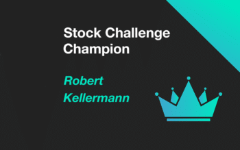 robert kellermann is the december 2020 stock challenge champion