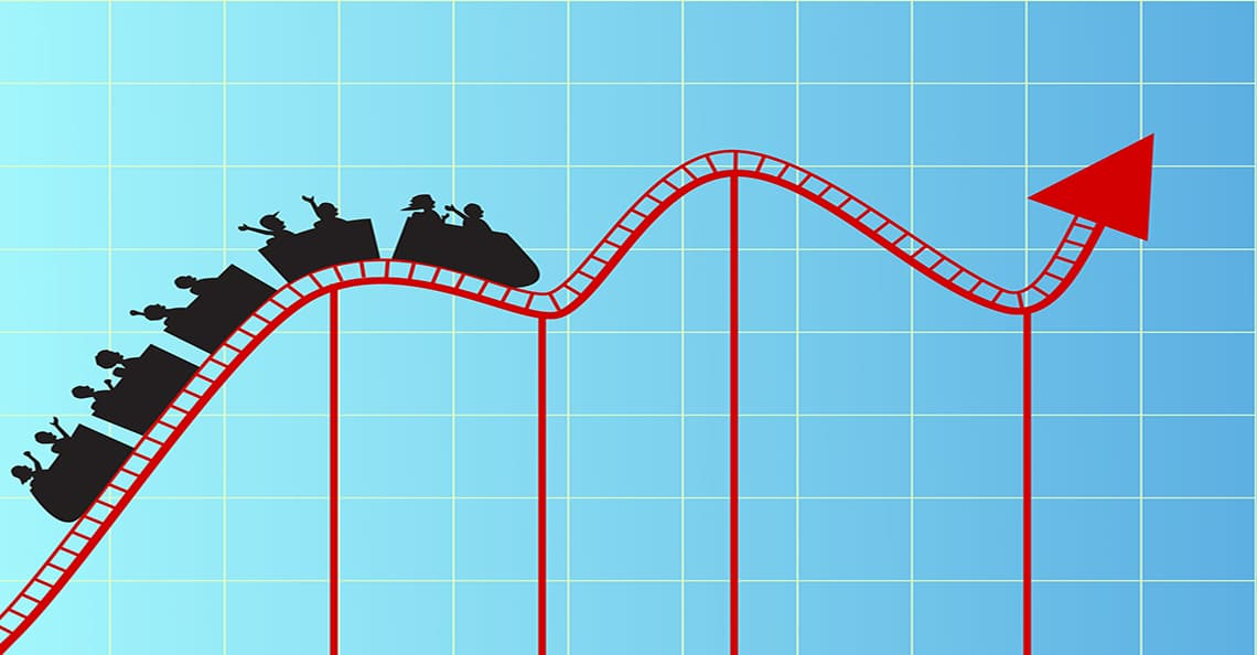 rollercoaster graph