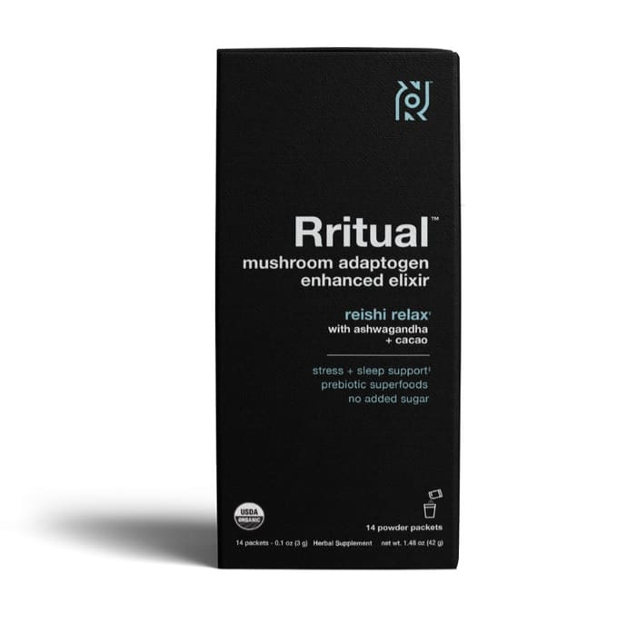 Rritual's Reishi Product