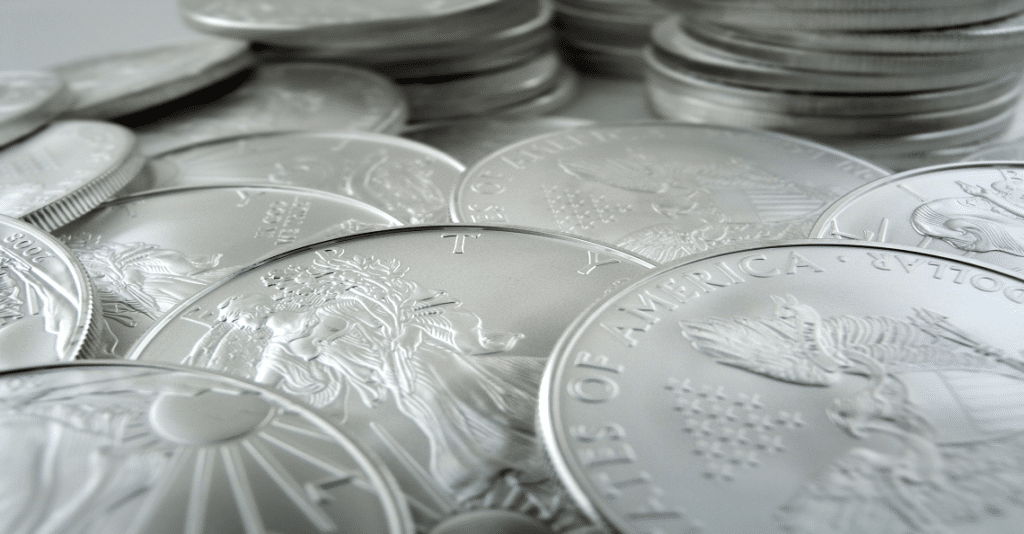 silver eagles are flying off the shelves at record premiums