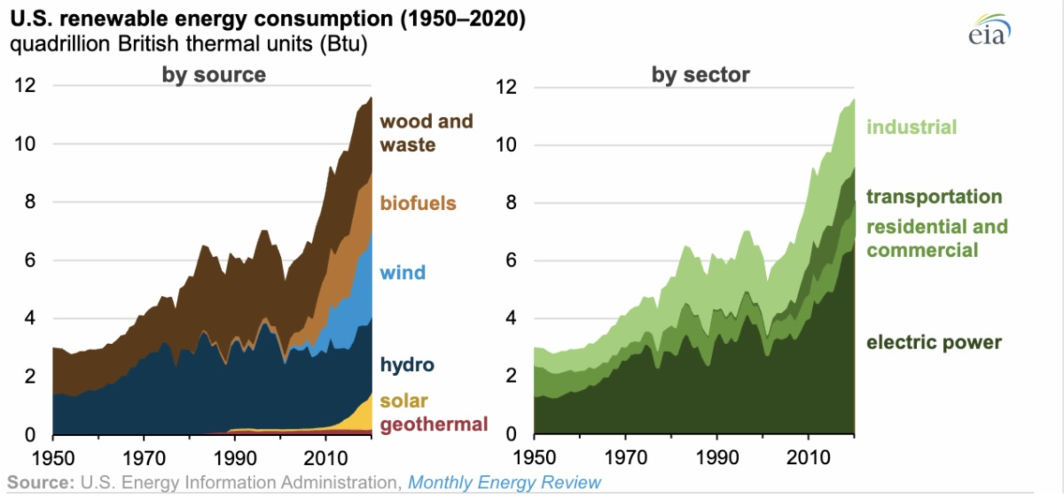 renewable energy continues to grow rapidly