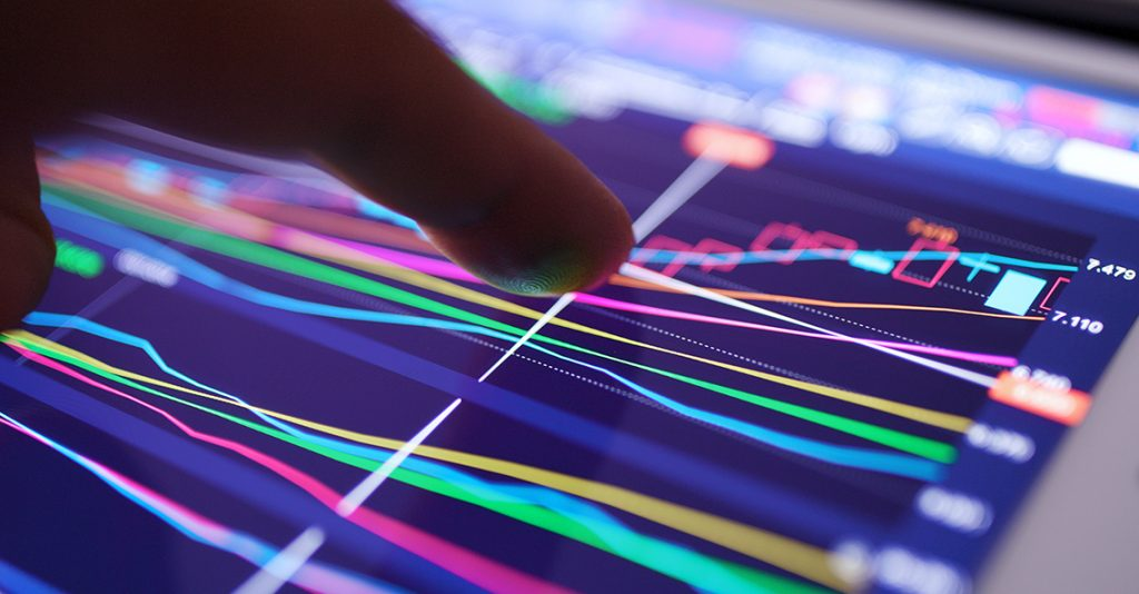interactive stock chart