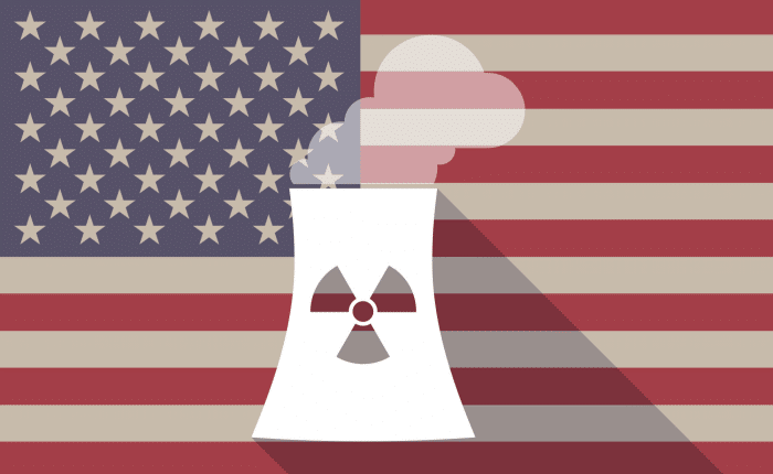 US nuclear power reliance
