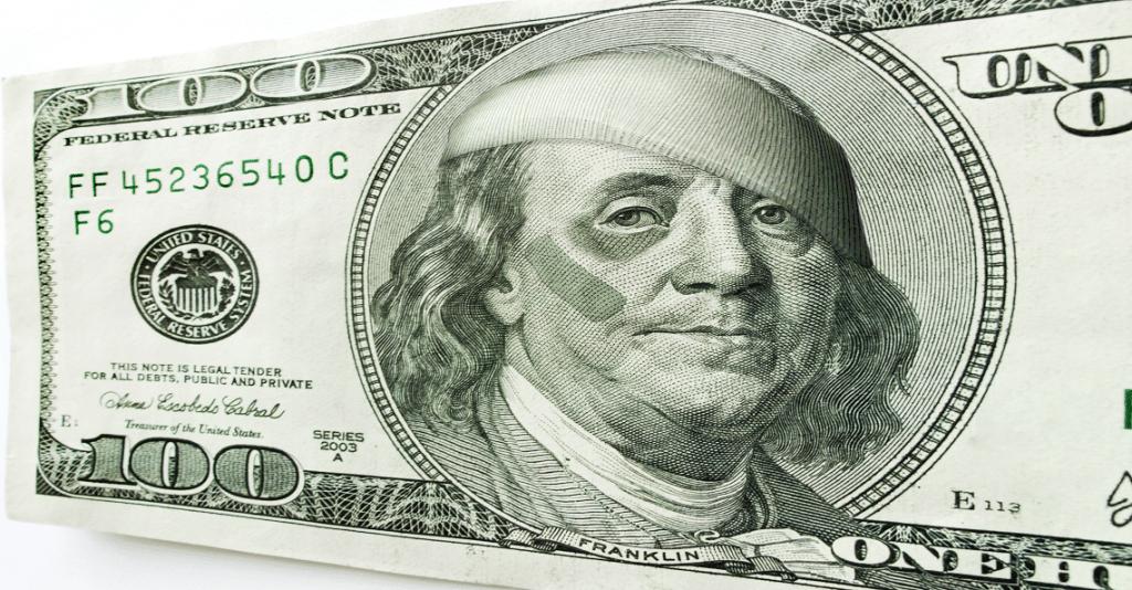 U.S. dollar declining amidst inflation