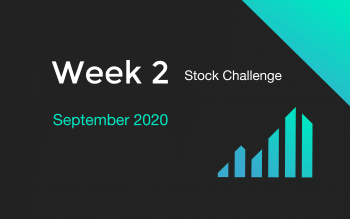 Week 2 of the September 2020 Stock Challenge